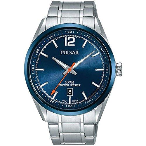 腕時計 パルサー SEIKO セイコー メンズ 【送料無料】Pulsar Men's Watch Sport Analogue Quartz Stainless Steel PS9515X1腕時計 パルサー SEIKO セイコー メンズ