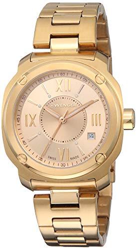 ウェンガー スイス 腕時計 レディース 【送料無料】Wenger Gents Edge Roman Watch 011121112ウェンガー スイス 腕時計 レディース