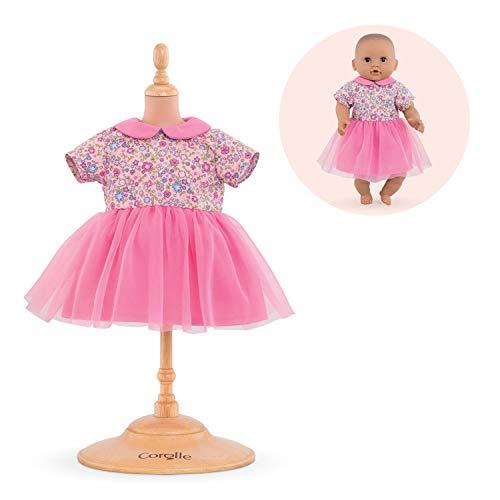 コロール 赤ちゃん 人形 ベビー人形 【送料無料】Corolle - Pink Sweet Dreams Dress for 12