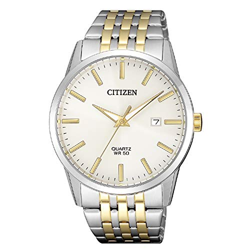 シチズン 逆輸入 海外モデル 海外限定 アメリカ直輸入 【送料無料】Citizen Men's Aq Mid Gents BI5006-81P Silver Stainless-Steel Quartz Fashion Watchシチズン 逆輸入 海外モデル 海外限定 アメリカ直輸入
