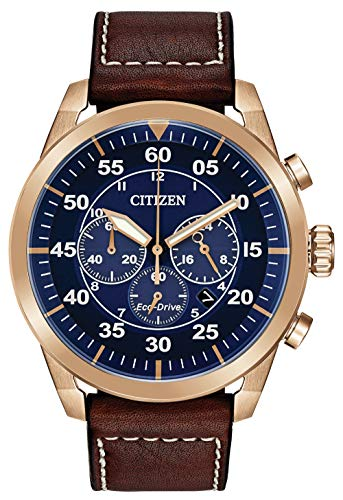 シチズン 逆輸入 海外モデル 海外限定 アメリカ直輸入 【送料無料】Citizen Watches Avion CA4213-18L Brown One Sizeシチズン 逆輸入 海外モデル 海外限定 アメリカ直輸入