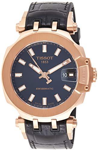 腕時計 ティソ メンズ 【送料無料】Tissot Mens T-Race Swiss Automatic Stainless Steel Sport Watch (Model: T1154073705100)腕時計 ティソ メンズ