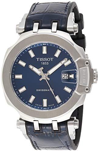 ティソ 腕時計 メンズ 【送料無料】Tissot Mens T-Race Swiss Automatic Stainless Steel Sport Watch (Model: T1154071704100)ティソ 腕時計 メンズ