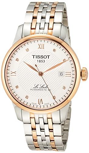 腕時計 ティソ メンズ 【送料無料】Tissot Le Locle Automatic Silver Dial Men's Watch T006.407.22.036.00腕時計 ティソ メンズ