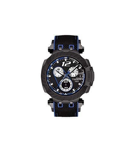 ティソ 腕時計 メンズ 【送料無料】Tissot T-Race Thomas Luthi 2019 Limited Edition Men's Watch T115.417.37.057.03ティソ 腕時計 メンズ