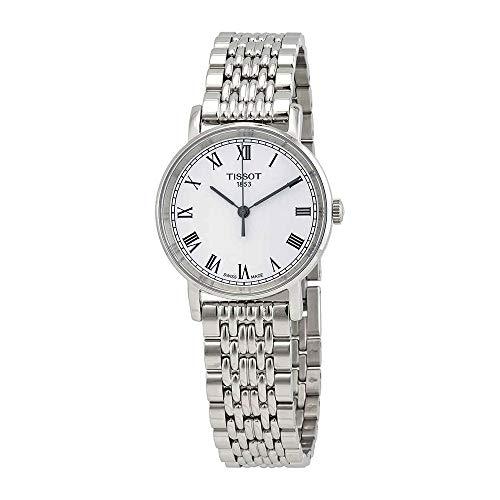 ティソ 腕時計 レディース 【送料無料】Tissot Jungfraubahn Edition Quartz Silver Dial Ladies Watch T109.210.11.033.10ティソ 腕時計 レディース