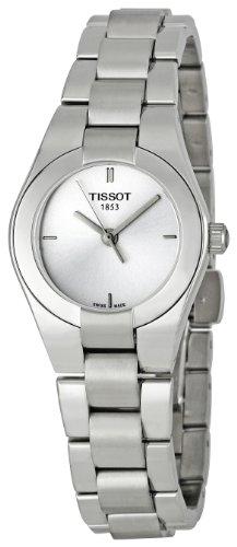 ティソ 腕時計 レディース 【送料無料】Tissot Women's TIST0430101103100 Glam Sport Silver Dial Watchティソ 腕時計 レディース