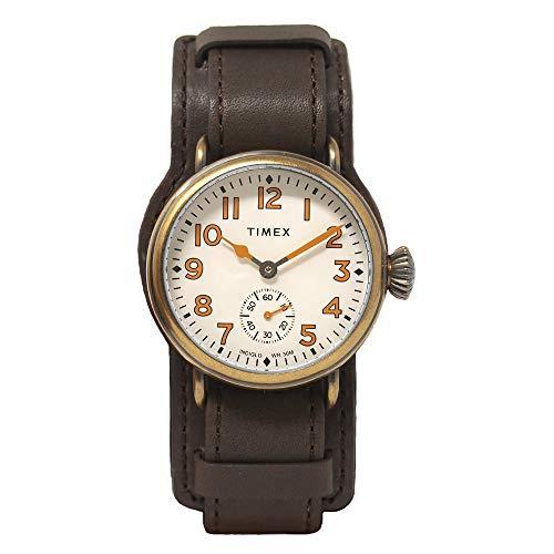 タイメックス 腕時計 メンズ 【送料無料】Timex Welton 38 mm Leather Strap Watch TW2R87900タイメックス 腕時計 メンズ