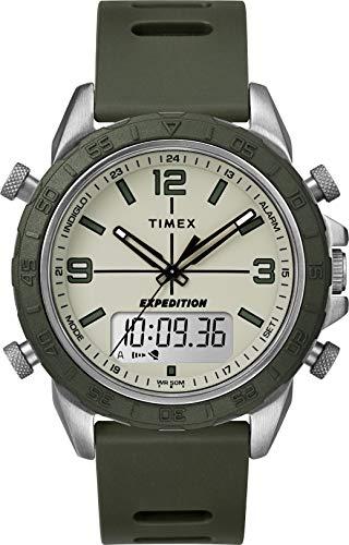 タイメックス 腕時計 メンズ 【送料無料】Timex Expedition Pioneer Combo 41 mm Watch TW4B17100タイメックス 腕時計 メンズ