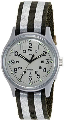タイメックス 腕時計 メンズ 【送料無料】Timex MK1 Aluminum 40 mm Silver Reflective Dial Watch TW2R80900タイメックス 腕時計 メンズ