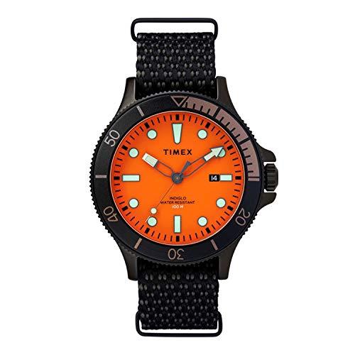 タイメックス 腕時計 メンズ 【送料無料】Timex Allied(R) Coastline 43 mm Orange Dial Watch TW2T30200タイメックス 腕時計 メンズ