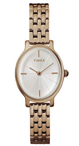 腕時計 タイメックス レディース 【送料無料】TIMEX Rose Gold Stainless Steel Watch-TW2R94000腕時計 タイメックス レディース