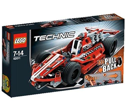 レゴ テクニックシリーズ 【送料無料】Technics - Race Car - 42011レゴ テクニックシリーズ
