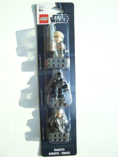 レゴ スターウォーズ 【送料無料】Lego Star Wars Magnets #853419レゴ スターウォーズ
