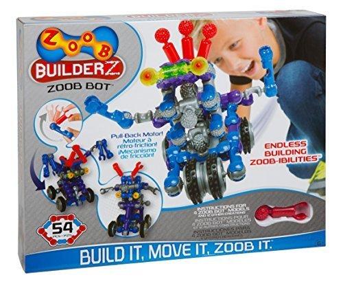 ズーブ 知育玩具 パズル ブロック 【送料無料】ZOOB BOTズーブ 知育玩具 パズル ブロック