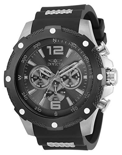 インヴィクタ インビクタ 腕時計 メンズ 【送料無料】Invicta I-Force Men 50mm Stainless Steel Stainless Steel Grey dial Quartz, 30768インヴィクタ インビクタ 腕時計 メンズ