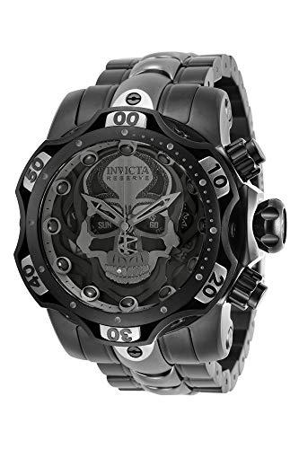 インヴィクタ インビクタ 腕時計 メンズ 【送料無料】Invicta Reserve Gen III Skull Chronograph Quartz Men's Watch 30352インヴィクタ インビクタ 腕時計 メンズ