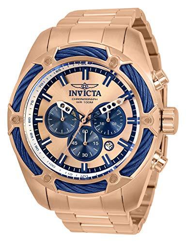 インヴィクタ インビクタ 腕時計 メンズ 【送料無料】Invicta Quartz Montre avec Bracelet en Acier Inoxydable 31445インヴィクタ インビクタ 腕時計 メンズ