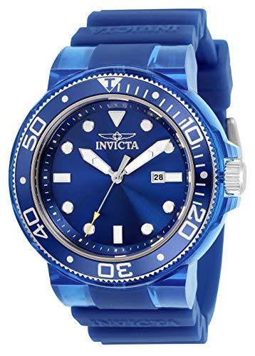 インヴィクタ インビクタ 腕時計 メンズ 【送料無料】Invicta Quartz Montre avec Bracelet en Silicone 32331インヴィクタ インビクタ 腕時計 メンズ