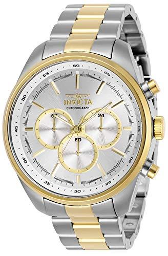 腕時計 インヴィクタ インビクタ メンズ 【送料無料】Invicta Men's Specialty Quartz Watch with Stainless Steel Strap, Two Tone, 22 (Model: 29166)腕時計 インヴィクタ インビクタ メンズ