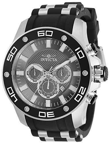インヴィクタ インビクタ 腕時計 メンズ 【送料無料】Invicta Pro Diver Men 50mm Stainless Steel Charcoal dial Quartz, 30778インヴィクタ インビクタ 腕時計 メンズ