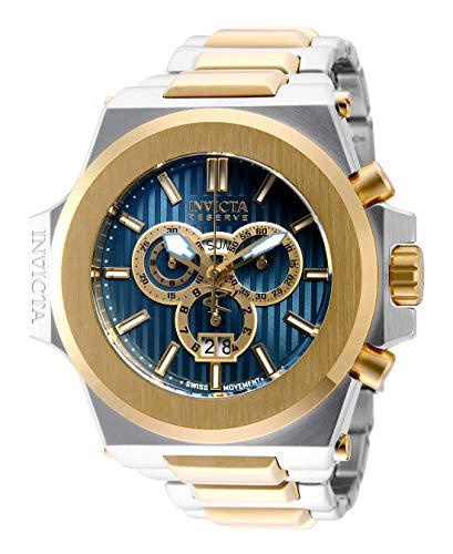 インヴィクタ インビクタ 腕時計 メンズ 【送料無料】Invicta Men's Akula Quartz Watch with Stainless Steel Strap, Silver, Gold, 32 (Model: 31680)インヴィクタ インビクタ 腕時計 メンズ