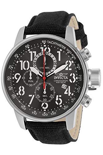 インヴィクタ インビクタ 腕時計 メンズ 【送料無料】Invicta Men's I-Force Stainless Steel Quartz Watch with Rifle Strap, Black, 22 (Model: 30920)インヴィクタ インビクタ 腕時計 メンズ