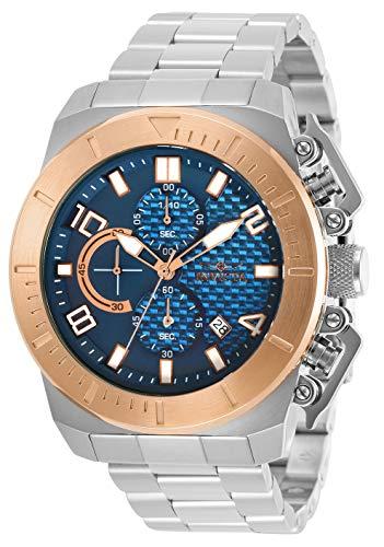 腕時計 インヴィクタ インビクタ メンズ 【送料無料】Invicta Pro Diver Men 48mm Stainless Steel Stainless Steel Blue dial Quartz, 30758腕時計 インヴィクタ インビクタ メンズ