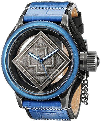 インヴィクタ インビクタ 腕時計 メンズ 【送料無料】Invicta Men's 17648 Russian Diver Analog Display Swiss Quartz Black Watchインヴィクタ インビクタ 腕時計 メンズ