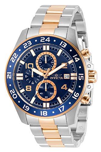 インヴィクタ インビクタ 腕時計 メンズ 【送料無料】Invicta Pro Diver Men 45mm Stainless Steel Stainless Steel Blue dial Quartz, 30711インヴィクタ インビクタ 腕時計 メンズ