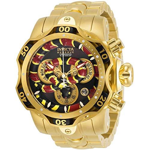 腕時計 インヴィクタ インビクタ メンズ 【送料無料】Invicta Reserve Cobra Chronograph Quartz Men's Watch 30312腕時計 インヴィクタ インビクタ メンズ