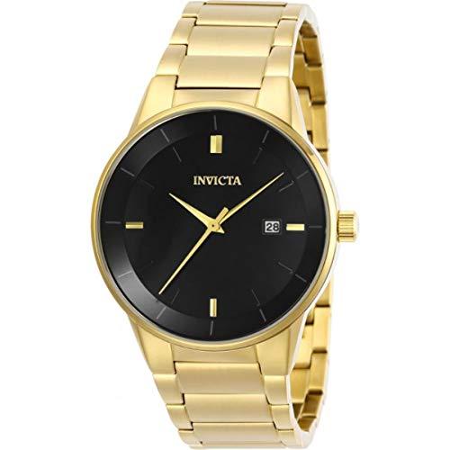 腕時計 インヴィクタ インビクタ メンズ 【送料無料】Invicta Specialty Quartz Black Dial Men's Watch 29475腕時計 インヴィクタ インビクタ メンズ