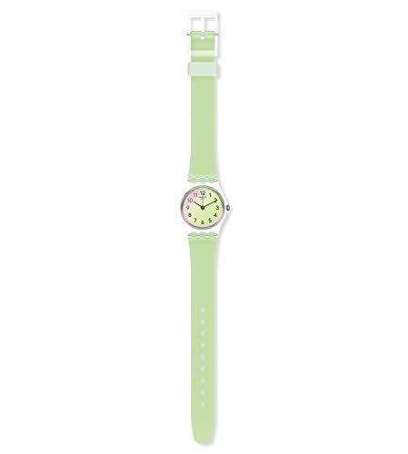 腕時計 スウォッチ レディース 夏の腕時計特集 【送料無料】Swatch Women's Quartz Watch with Silicone Strap, Green, 16 (Model: LK397)腕時計 スウォッチ レディース 夏の腕時計特集