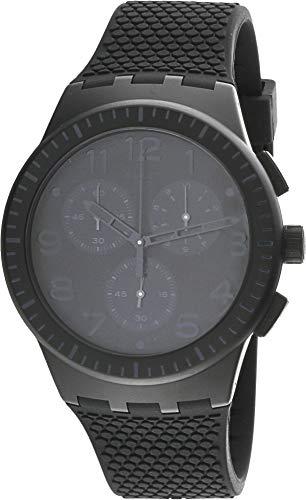 スウォッチ 腕時計 レディース 夏の腕時計特集 【送料無料】Swatch SUSB104 42 mm Piege Mens Watch44; Blackスウォッチ 腕時計 レディース 夏の腕時計特集