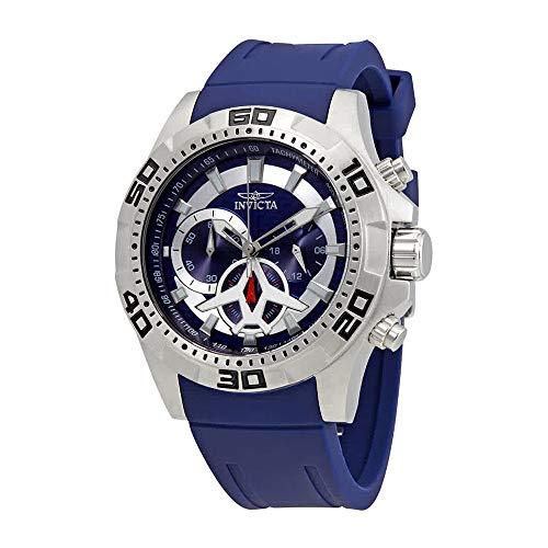 インヴィクタ インビクタ 腕時計 レディース 【送料無料】Invicta Men's 21736 Aviator Quartz Multifunction Black Dial Watchインヴィクタ インビクタ 腕時計 レディース