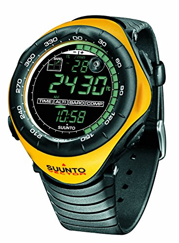 腕時計 スント アウトドア メンズ アウトドアウォッチ特集 【送料無料】Suunto Men's Vector Multi-Function Black Rubber腕時計 スント アウトドア メンズ アウトドアウォッチ特集
