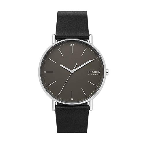 スカーゲン 腕時計 メンズ 【送料無料】Skagen Signatur - SKW6528 Black One Sizeスカーゲン 腕時計 メンズ