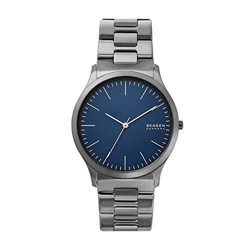 スカーゲン 腕時計 メンズ 【送料無料】Skagen Men's Jorn Quartz Watch with Stainless Steel Strap, Grey, 22 (Model: SKW6564)スカーゲン 腕時計 メンズ