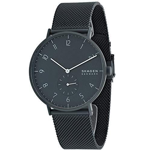 スカーゲン 腕時計 メンズ 【送料無料】Skagen Men's Aaren Grey Watch - SKW6534スカーゲン 腕時計 メンズ
