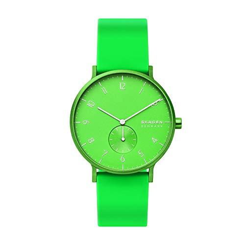 スカーゲン 腕時計 メンズ 【送料無料】Skagen Unisex Adult Analogue Quartz Watch with Silicone Strap SKW6556スカーゲン 腕時計 メンズ