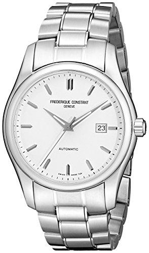 フレデリックコンスタント フレデリック・コンスタント 腕時計 メンズ 【送料無料】Frederique Constant Men's FC303S6B6B Index Silver Automatic Dial Watchフレデリックコンスタント フレデリック・コンスタント 腕時計 メンズ