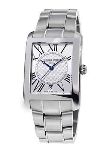 フレデリックコンスタント フレデリック・コンスタント 腕時計 メンズ 【送料無料】Frederique Constant Classic Carre Quartz Movement Silver Dial Men's Watches FC245MC4C6Bフレデリックコンスタント フレデリック・コンスタント 腕時計 メンズ