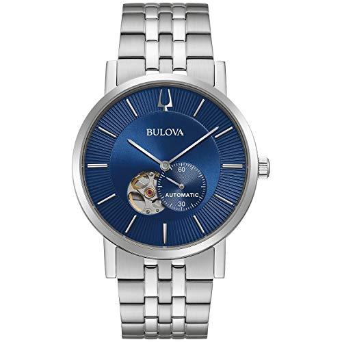 ブローバ 腕時計 メンズ 【送料無料】Bulova Men's Automatic Stainless Steel Watch 96A247ブローバ 腕時計 メンズ