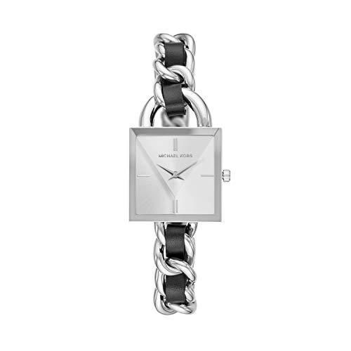 マイケルコース 腕時計 レディース マイケル・コース アメリカ直輸入 【送料無料】Michael Kors Women's MK Chain Lock Quartz Watch with Stainless Steel Strap, Multi, 12 (Model: MK4444)マイケルコース 腕時計 レディース マイケル・コース アメリカ直輸入