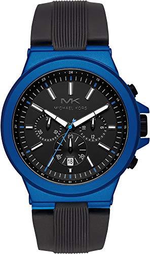 腕時計 マイケルコース メンズ マイケル・コース アメリカ直輸入 【送料無料】Michael Kors Quartz Watch with Silicone Strap MK8761腕時計 マイケルコース メンズ マイケル・コース アメリカ直輸入