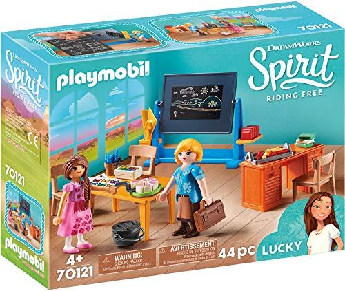 プレイモービル ブロック 組み立て 知育玩具 ドイツ 【送料無料】PLAYMOBIL Spirit Riding Free Miss Flores' Classroomプレイモービル ブロック 組み立て 知育玩具 ドイツ