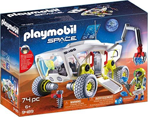 プレイモービル ブロック 組み立て 知育玩具 ドイツ 【送料無料】PLAYMOBIL Mars Research Vehicleプレイモービル ブロック 組み立て 知育玩具 ドイツ