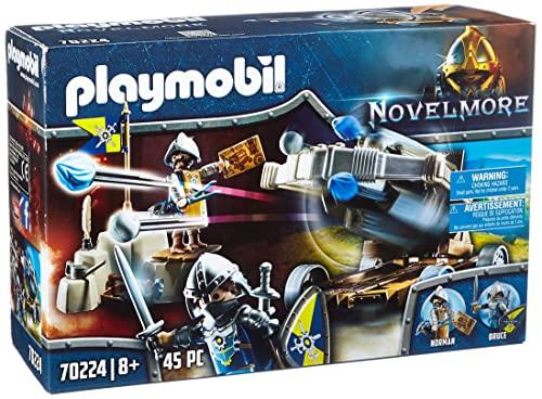 プレイモービル ブロック 組み立て 知育玩具 ドイツ 【送料無料】PLAYMOBIL? Novelmore Water Ballista with Knights Playsetプレイモービル ブロック 組み立て 知育玩具 ドイツ