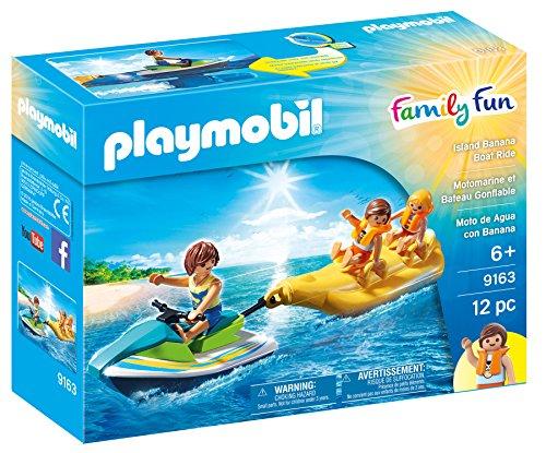 プレイモービル ブロック 組み立て 知育玩具 ドイツ 【送料無料】PLAYMOBIL Island Banana Boat Rideプレイモービル ブロック 組み立て 知育玩具 ドイツ
