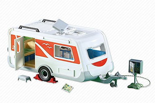 プレイモービル ブロック 組み立て 知育玩具 ドイツ 【送料無料】PLAYMOBIL Add-On Series - Caravanプレイモービル ブロック 組み立て 知育玩具 ドイツ
